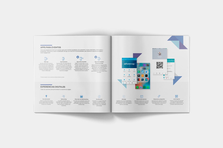 Meetmaps diseño catálogo