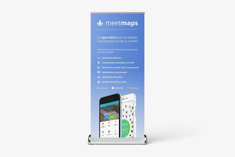Meetmaps diseño rollup