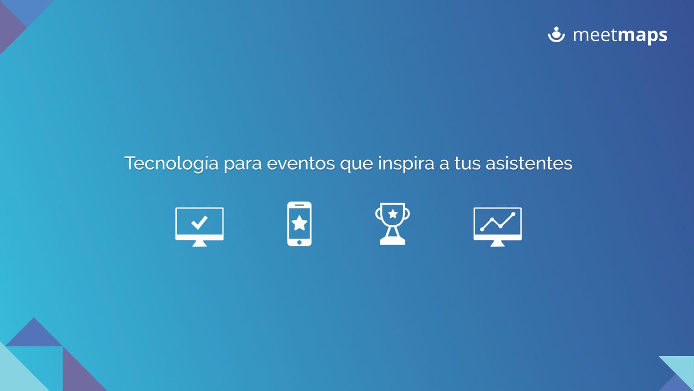 Meetmaps presentación pantalla