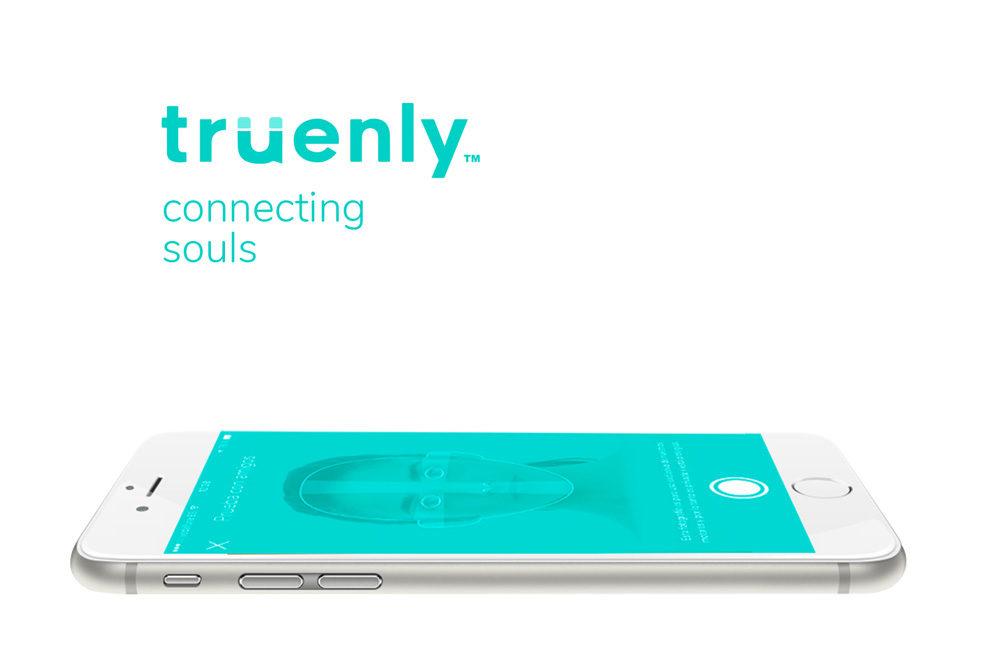 Truenly Branding diseño app