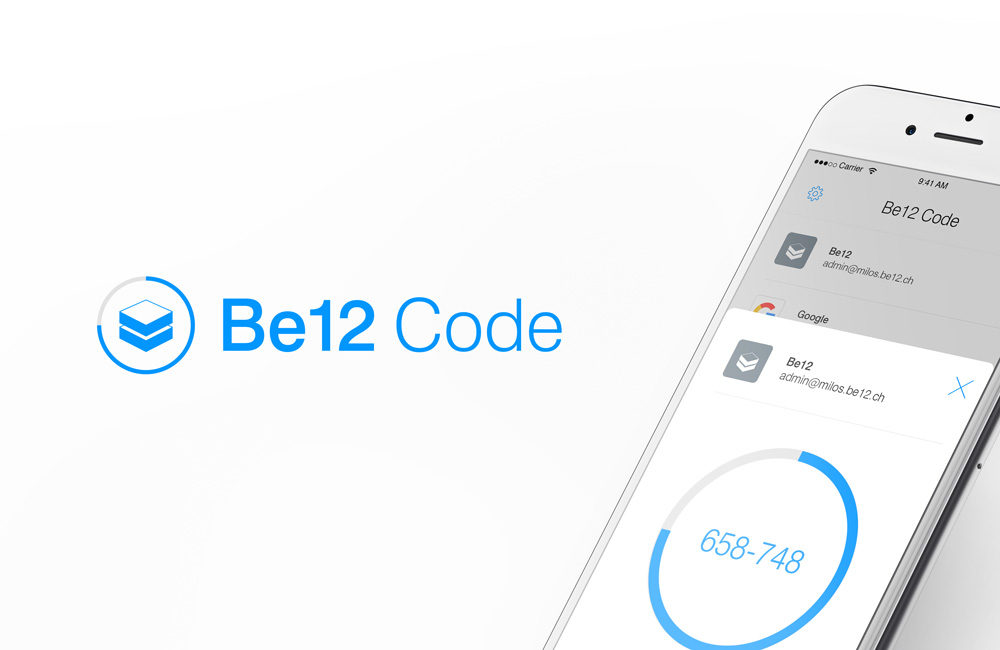 Be12 Code cover